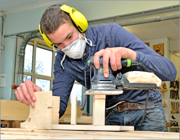 Machinale houtbewerking